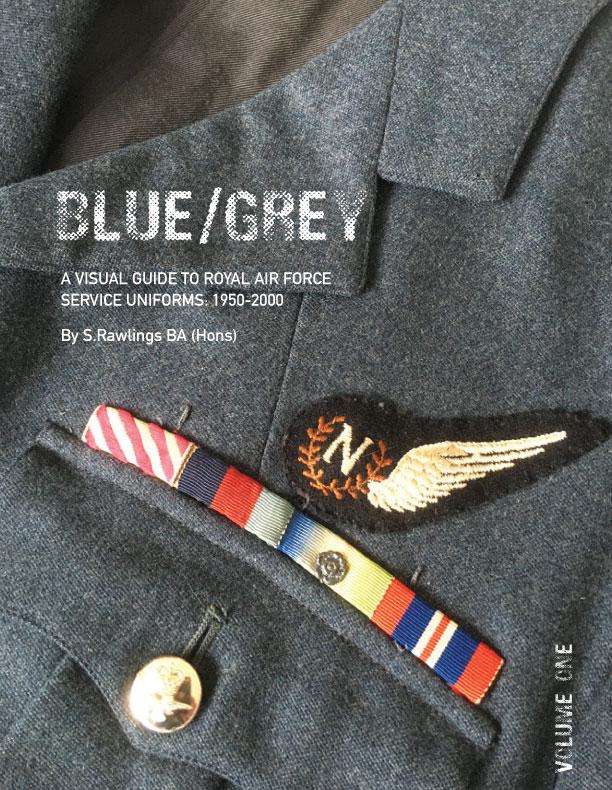 Blue Grey RAF Uniforms